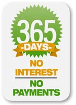365 days loan interest free no payments