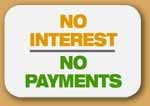 loan interest free no payments
